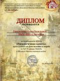 Диплом Стрельченко Ольги
